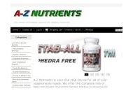 A-znutrients Coupon Codes January 2019
