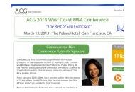 Acgsfconference Coupon Codes January 2019