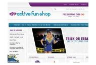 Activefunshop Coupon Codes May 2021