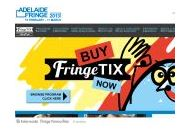 Adelaidefringe Au Coupon Codes July 2020