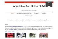Affordableandhistoricalart Coupon Codes August 2018