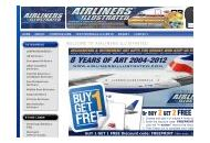 Airlinersillustrated Coupon Codes June 2018