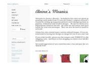 Alainasmosaics Coupon Codes April 2021