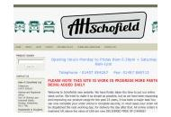 Alanhschofield Coupon Codes March 2018