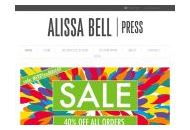 Alissabellpress Coupon Codes January 2021