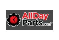 Alldayparts Coupon Codes May 2018