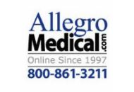 Allegro Medical Coupon Codes June 2018