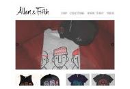 Allenandfifth Coupon Codes September 2018
