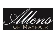 Allensofmayfair Uk Coupon Codes September 2018