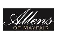 Allensofmayfair Uk Coupon Codes January 2018