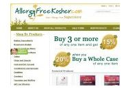 Allergyfreekosher Coupon Codes October 2018