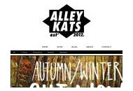 Alley-kats Coupon Codes January 2021