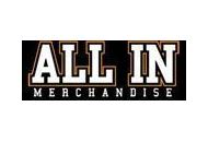 All In Merchandise Coupon Codes March 2019