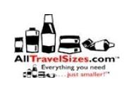 All Travel Sizes Coupon Codes September 2018