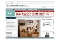All Work Benches Coupon Codes December 2019