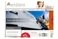 Ambient-elec Uk Coupon Codes November 2020