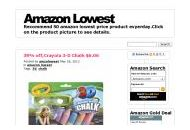 Amznlowest Coupon Codes August 2020