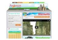 Andersontours Uk Coupon Codes September 2018