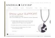 Andrea Levine Coupon Codes November 2020