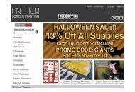 Anthemprintingsf Coupon Codes December 2018