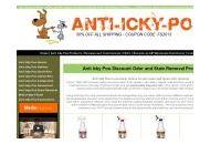Anti-ickypoo Coupon Codes July 2021