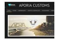 Aporiacustoms Coupon Codes January 2021