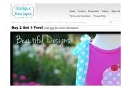 Applique-boutique Coupon Codes August 2018