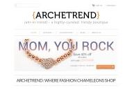 Archetrend Coupon Codes October 2018
