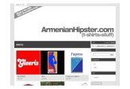 Armenianhipster Coupon Codes April 2021