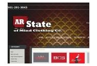 Arstateofmindclothing Coupon Codes May 2021