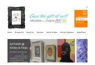 Arttogift Coupon Codes October 2020