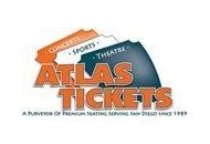 Atlastickets Coupon Codes January 2020