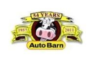Auto Barn Coupon Codes September 2018