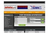 Autopartsfast Coupon Codes July 2018