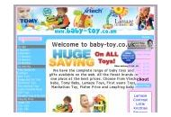 Baby-toy Uk Coupon Codes June 2020