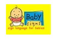 Baby Signs Coupon Codes October 2019