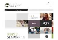 Badgerclothing Uk Coupon Codes March 2019