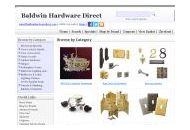 Baldwinhardwaredirect Coupon Codes November 2017