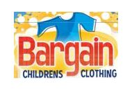 Bargain Children's Clothing Coupon Codes November 2017