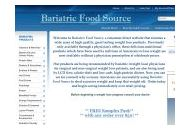 Bariatricfoodsource Coupon Codes October 2017