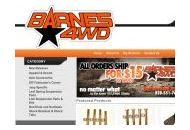 Barnes4wd Coupon Codes February 2020