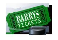 Barry's Tickets Service Coupon Codes June 2020