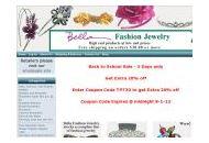 Bellafashionjewelry Coupon Codes January 2019