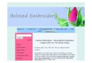 Belovedembroidery Coupon Codes October 2018