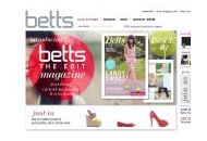 Betts Au Coupon Codes July 2020