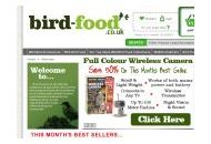 Bird-food Uk Coupon Codes August 2018