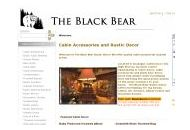Black Bear Rustic Decor Coupon Codes January 2019