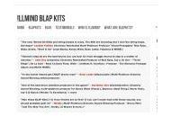 Blapkits Coupon Codes August 2018