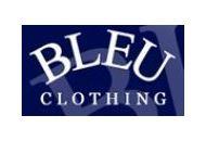 Bleu Clothing Coupon Codes January 2019