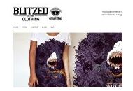 Blitzedclothing Coupon Codes April 2021